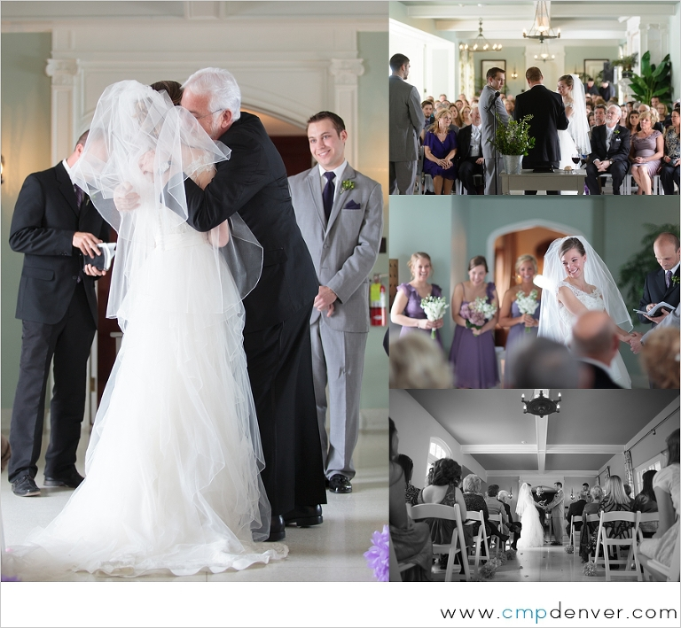Highlands Ranch Mansion Wedding: Josh And Amy's Perfect