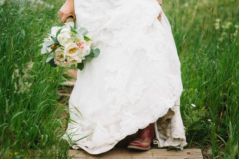 Piney River Ranch Wedding Photo