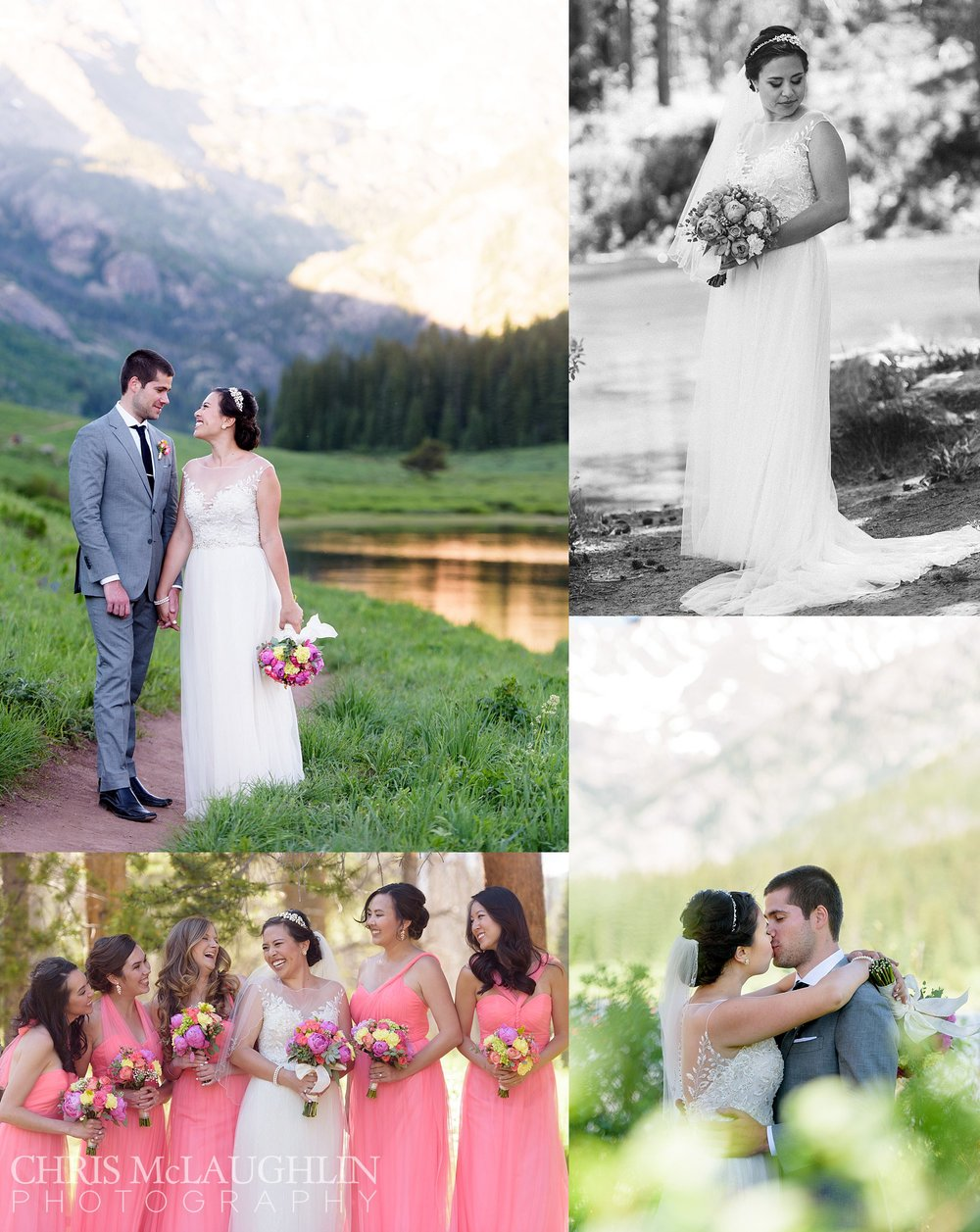 piney river ranch wedding picture